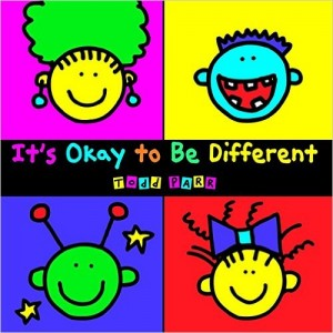 It's ok to Be Different Childrens Books