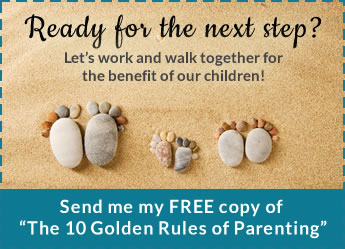 10 golden rules of parenting